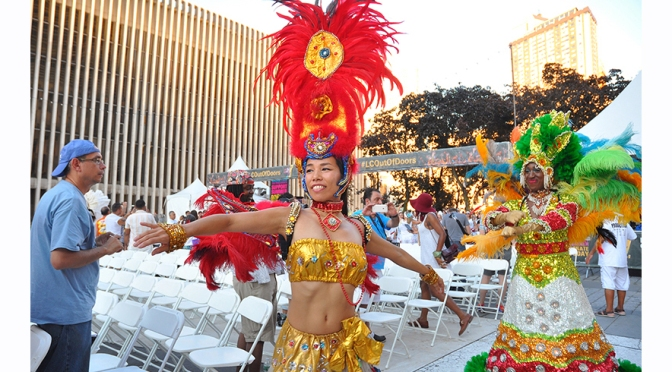 Ache (Axe)! Caribbean American Cultural Tradition at the Lincoln Center